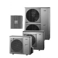 Тепловий насос повітря-вода  NIBE SPLIT