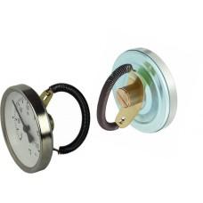 Термометр  біметалічний  накладний  Afriso.